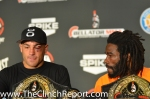 Two of Bellator MMA's New World Champions!