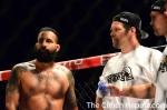Gomez and Coach Antoni Hardonk Dynamix MMA