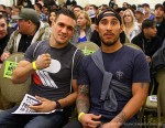 UFC Lightweight Christos Giagos and RFA, WSOF's John Robles